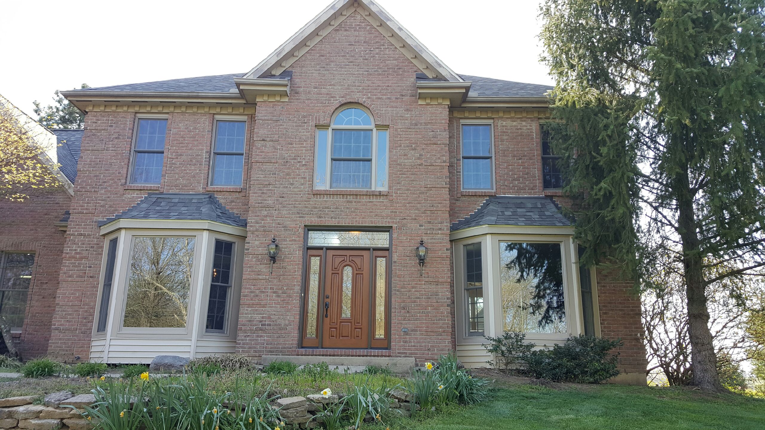 Positive review for jfk window and door from anderson for Anderson windows and doors