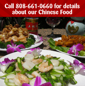 Get hot fast chinese food delivery at lahaina s best for Asian cuisine delivery
