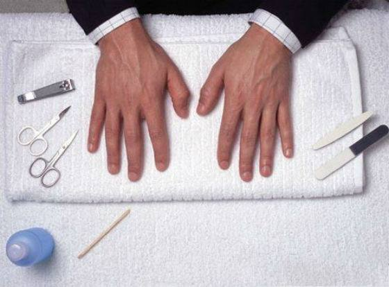 Paradise-Men's Spa-Manicure-And-Pedicure
