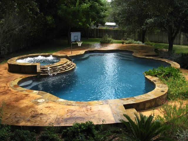 Vinyl Vs Concrete Vs Fiberglass Pools Geddes Pools Explains The Differences Geddes Pools