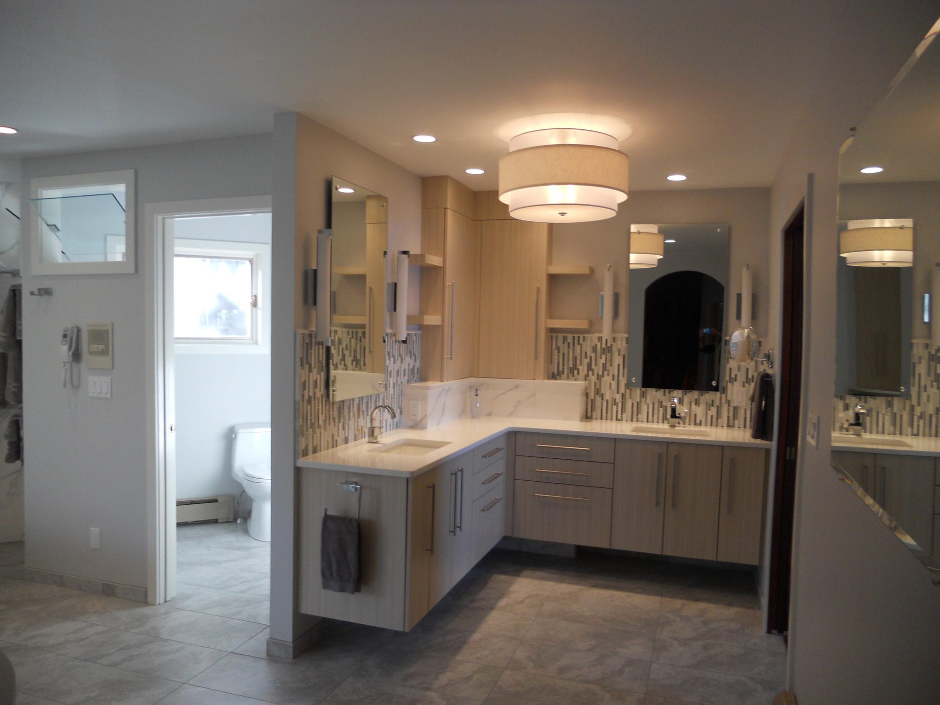 3 hot trends in bathroom remodeling from rochester 39 s for Bathroom remodel 3000