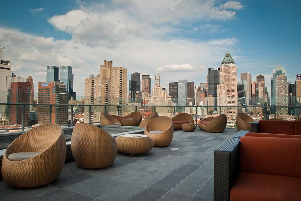 Best Rooftop Bars in NYC - New York City NearSay ...