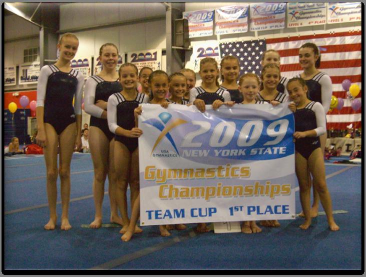 girls' gymnastics