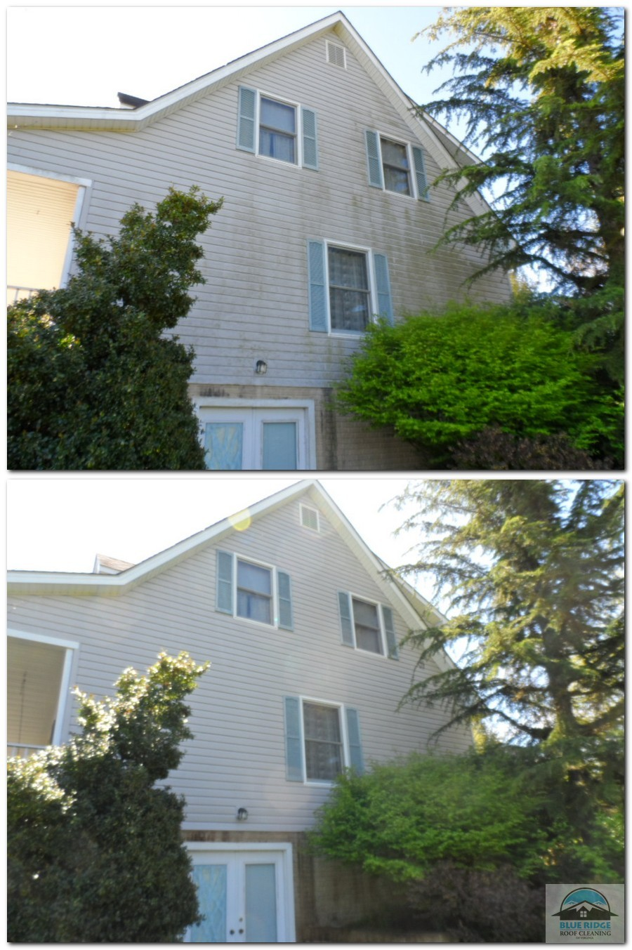Why You Should Get Professional Exterior House Washing Blue Ridge Exterior Cleaning