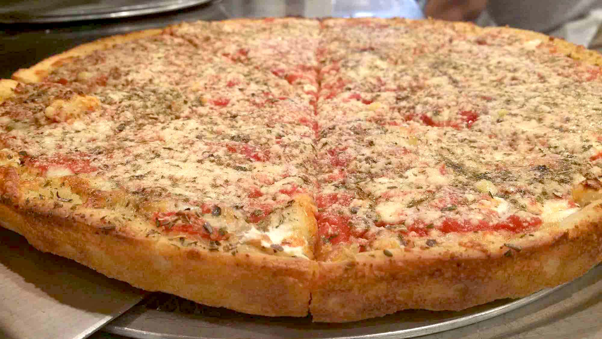 So what does it mean to be New York-style pizza? Here are a few of the ...