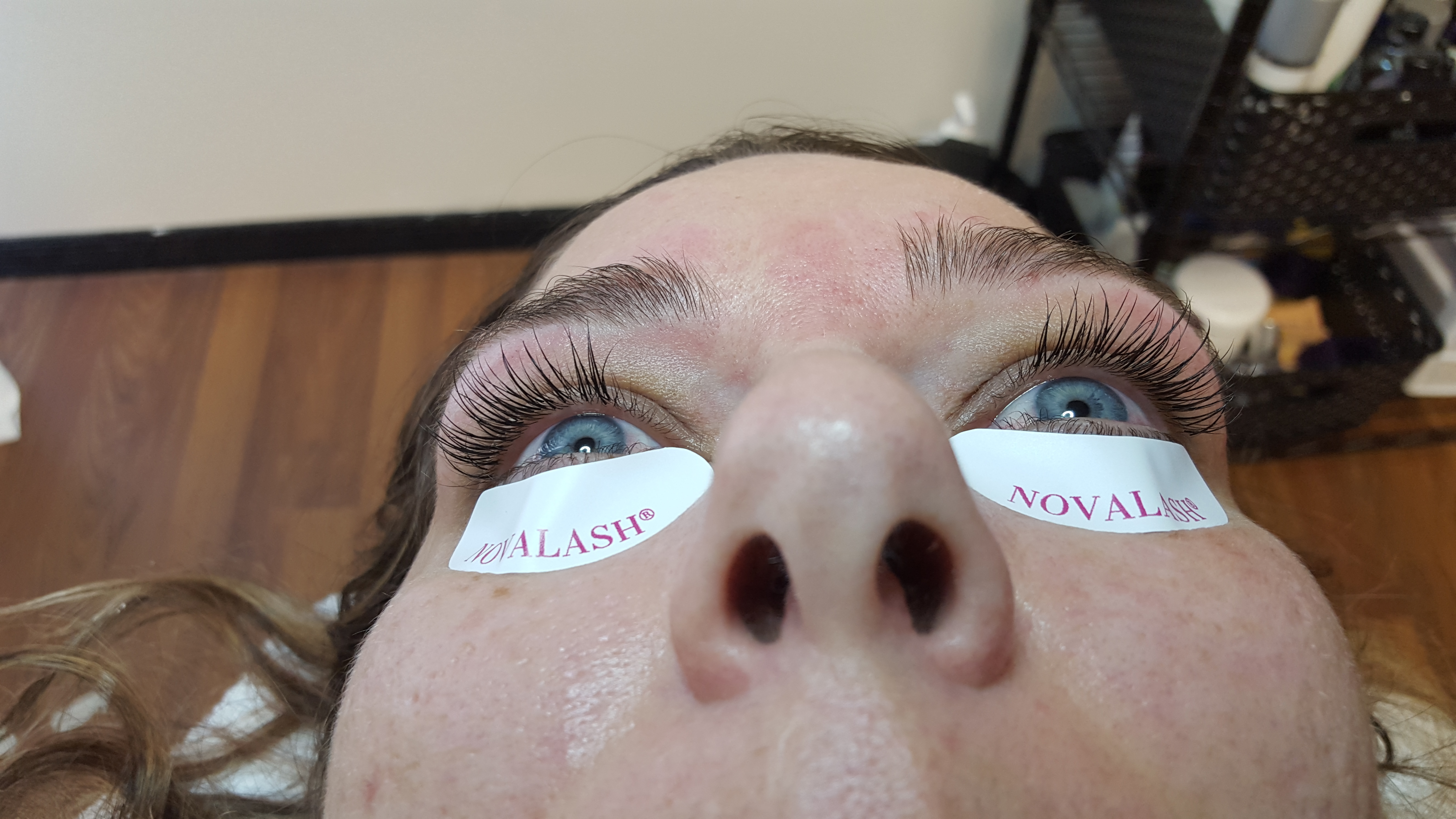 Eyelash Extensions With After Care Kit Only 150 Brow To Toe