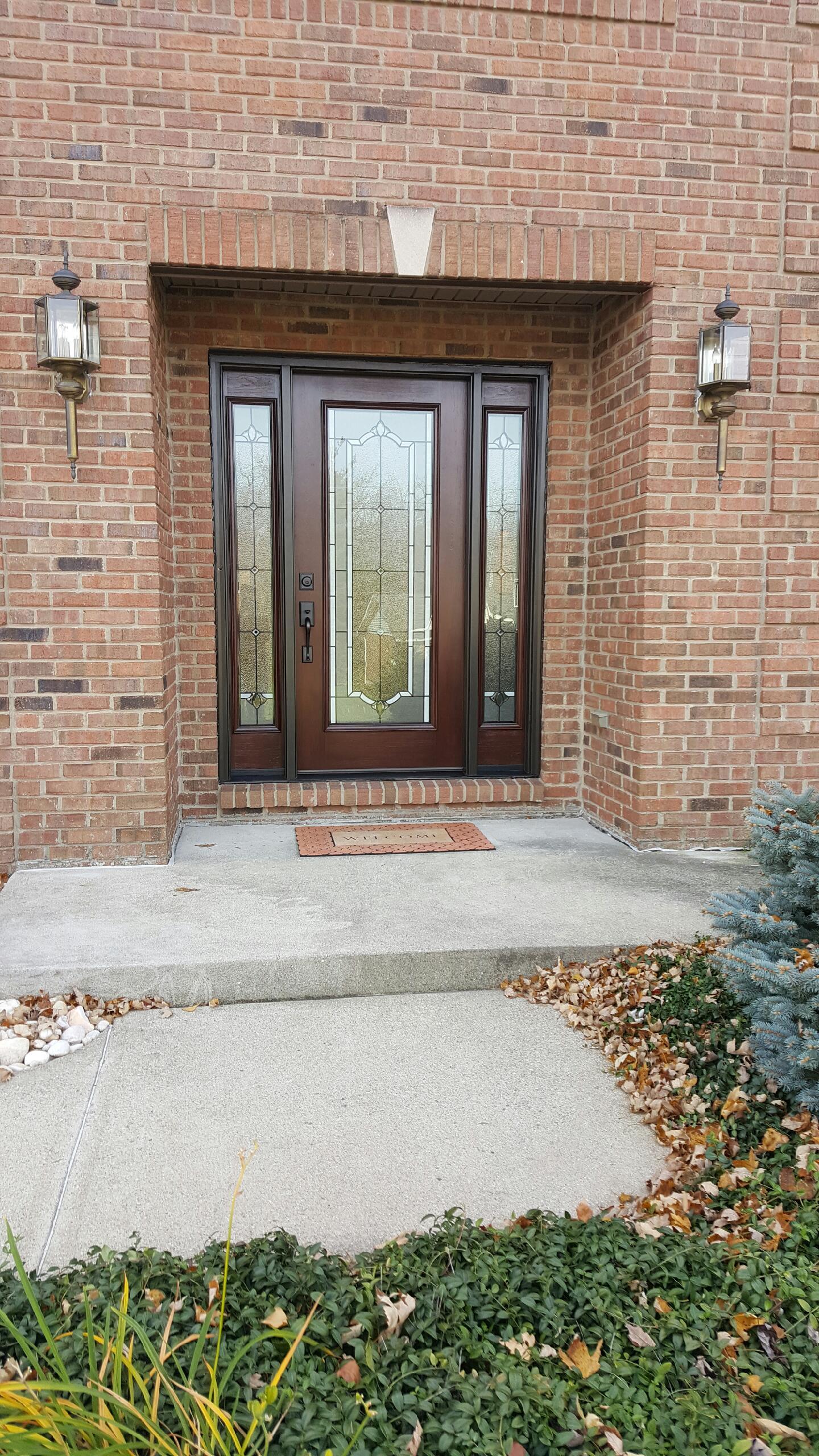 Jfk Window And Door S Front Door Friday For A Provia Door