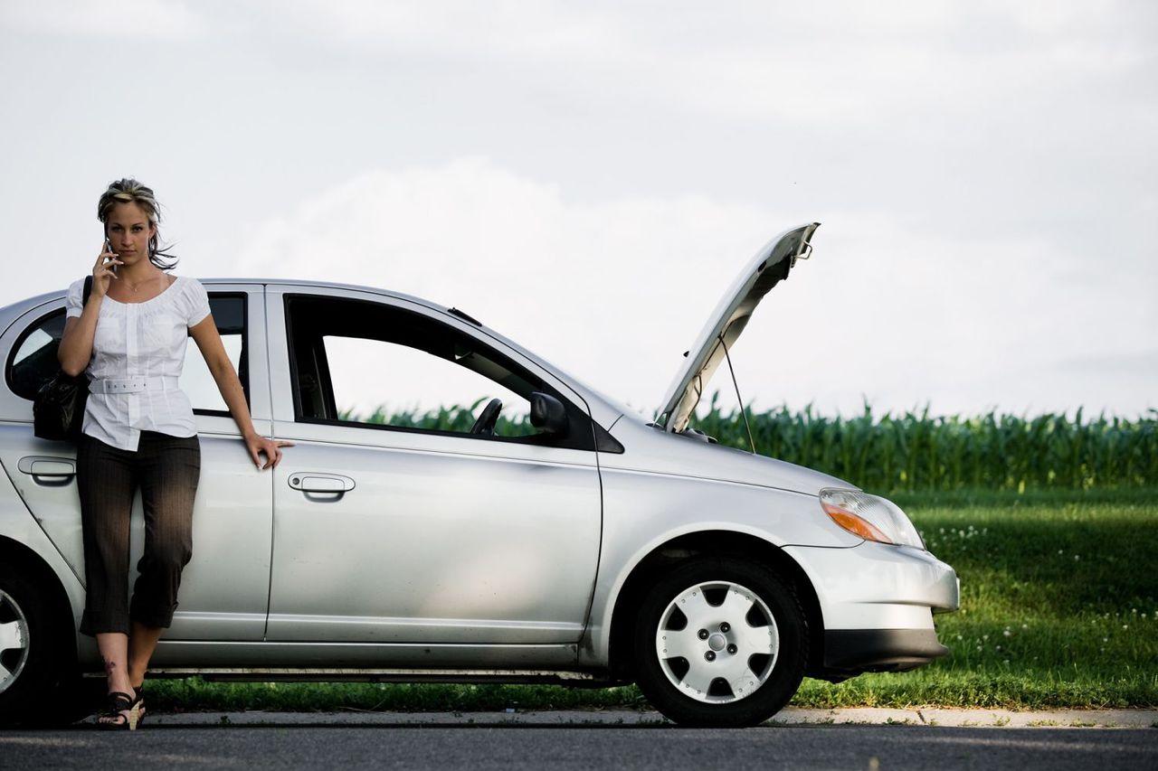 Totaled Rental Car No Insurance