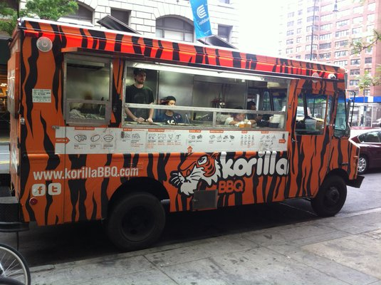 Best Food Trucks In Nyc New York City Nearsay Manhattan Nearsay