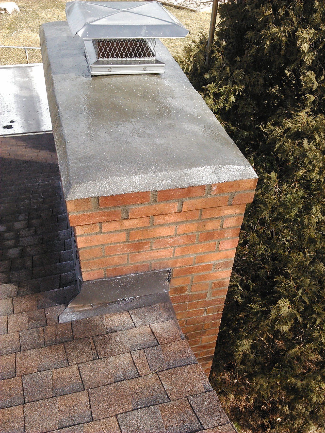 Cement Chimney Repair : Prevent leaking chimneys fireplaces with tips from