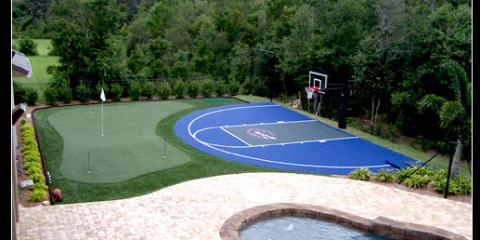 3 compelling reasons to install a sports court today for Home sports courts