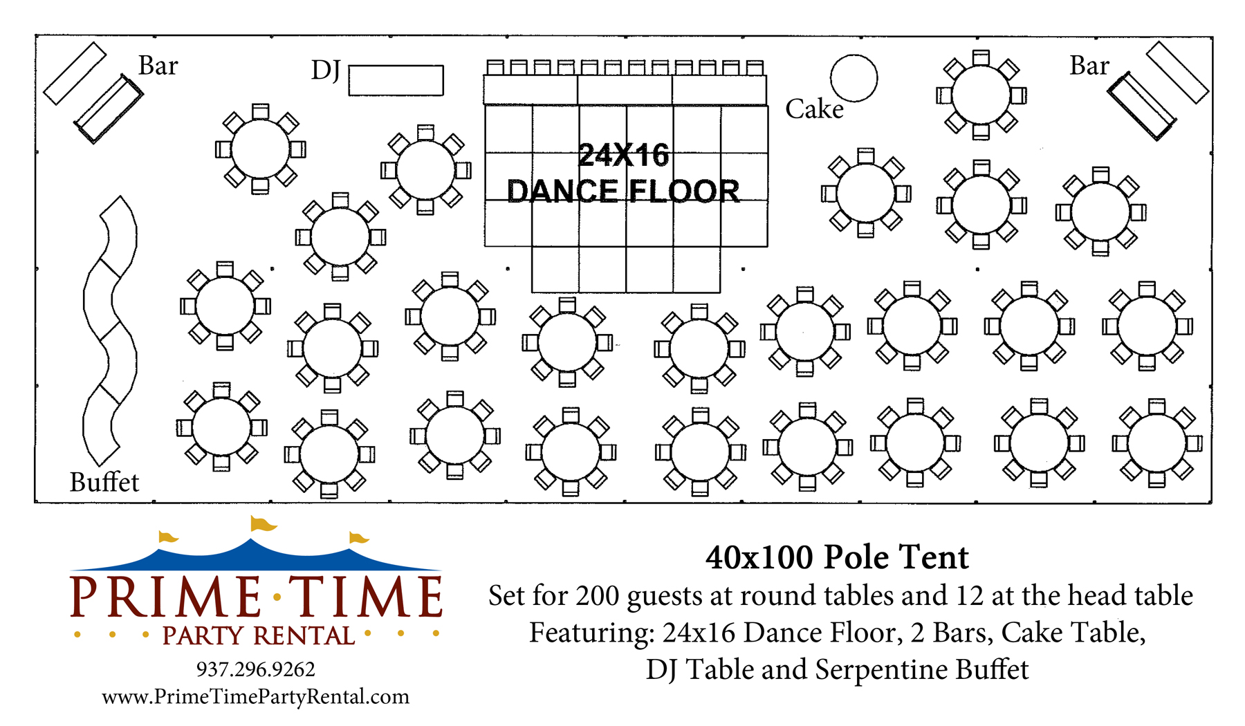 wedding tent layout before you start pricing tents you