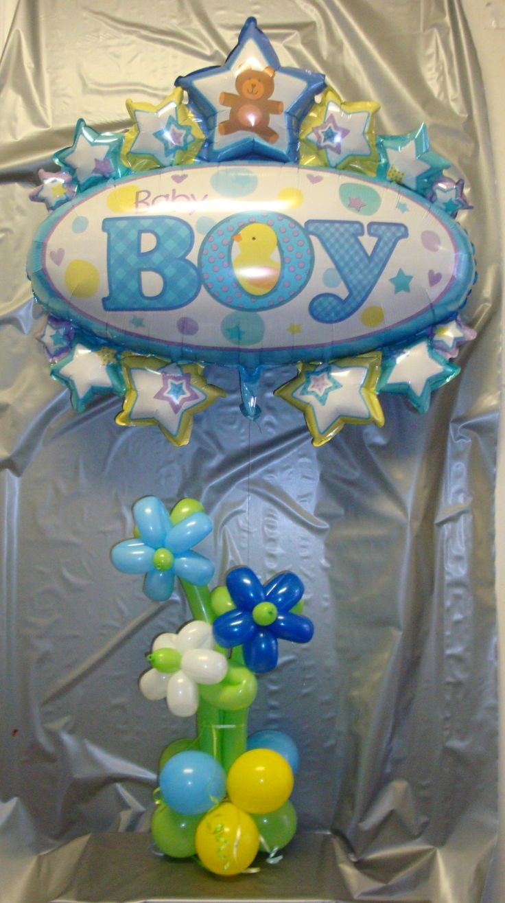 PARTY FIESTA BALLOON DECOR can box up that perfect baby-shower balloon-release surprise for you! Just call (408) 292-6000 for details or visit their ... : baby balloon in a box - Aboutintivar.Com