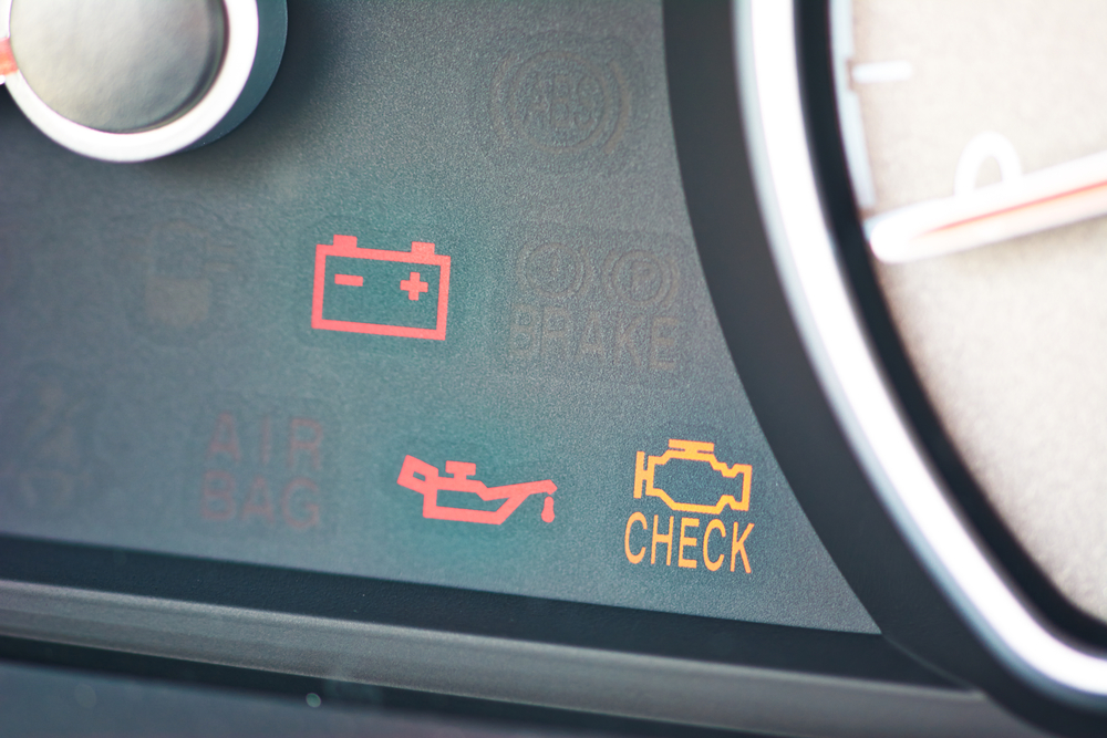 Signs You May Need Auto Repair Vitos Auto Tech Inc - Car signs on dashboardcar warning signs you should not ignore