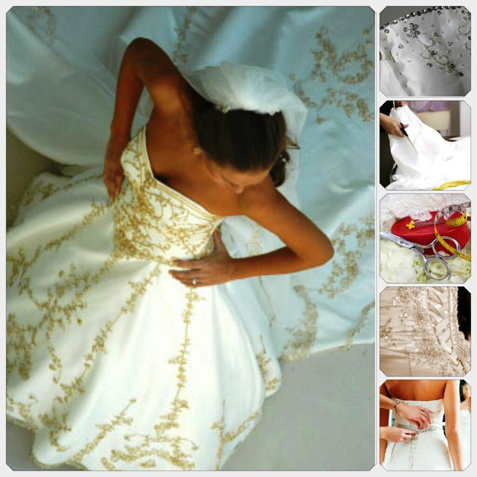 Wedding Gown Alteration: 6 Avenue Tailor: The Best Bridal Alterations In New York
