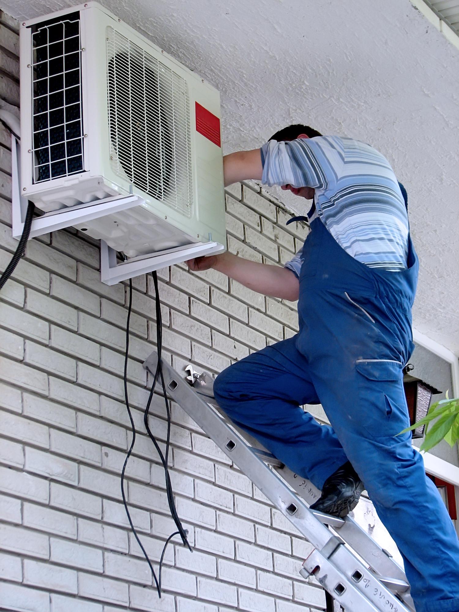 Air conditionar repair