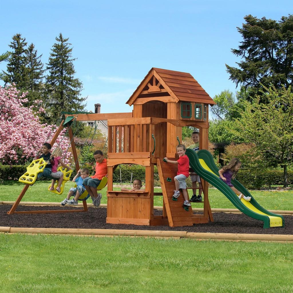 Backyard Swings: 3 Value Swing Sets For Summer Family Fun