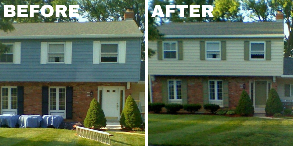 4 Amazing Exterior House Painting Color Schemes To Consider ...