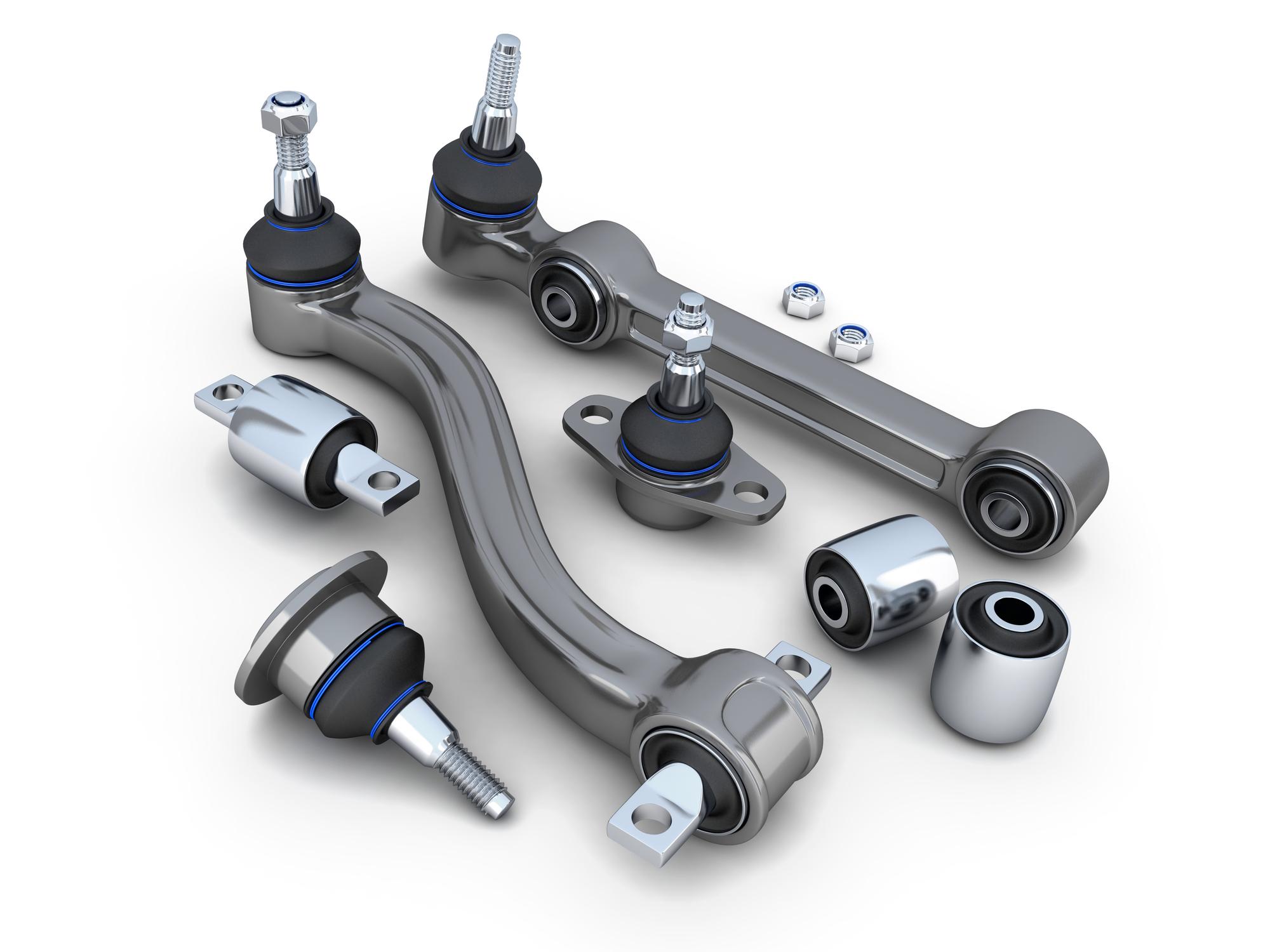 truck suspension repair