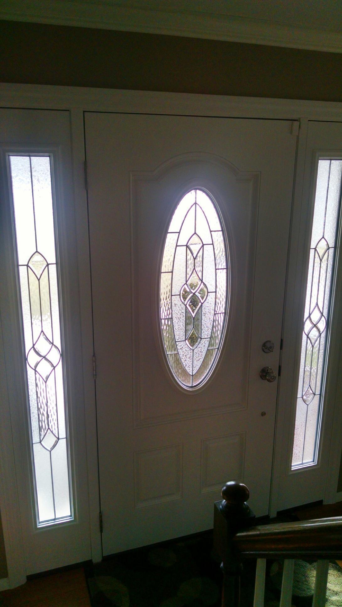Front Door Friday Provia Oak Stained Door With Eclipse