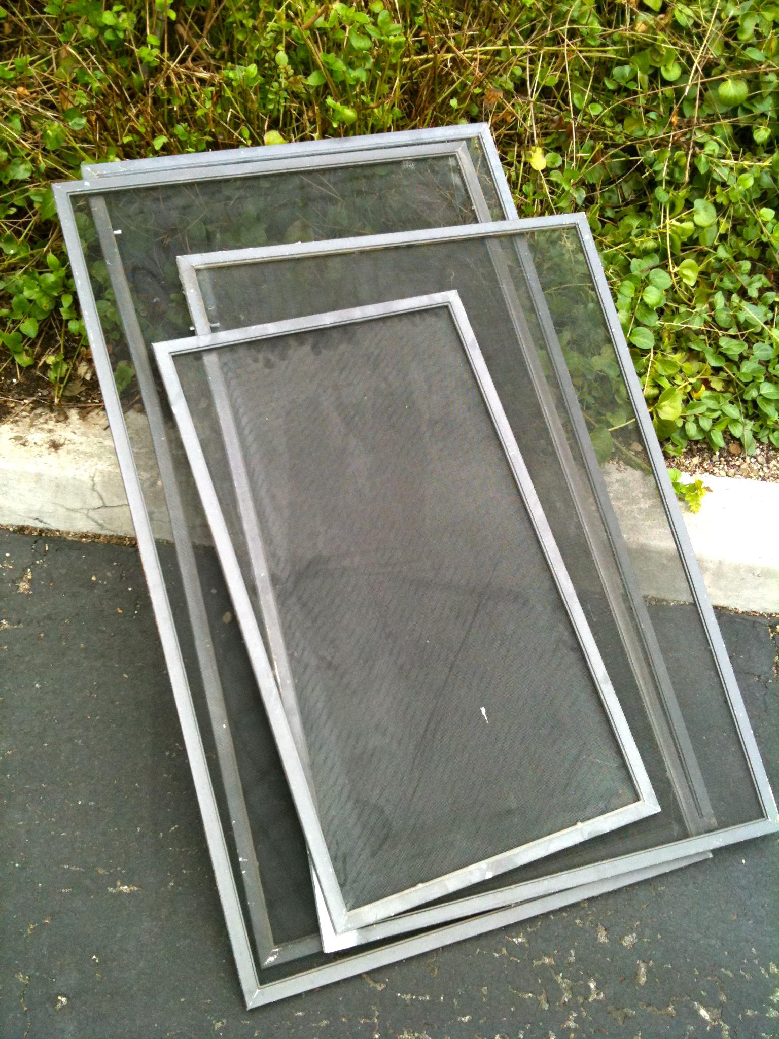 Beat the rush on window screen repair replacement at for Screen door screen replacement