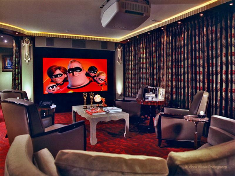 Remodeling Ideas: Essential Items For Building A Home Theatre In