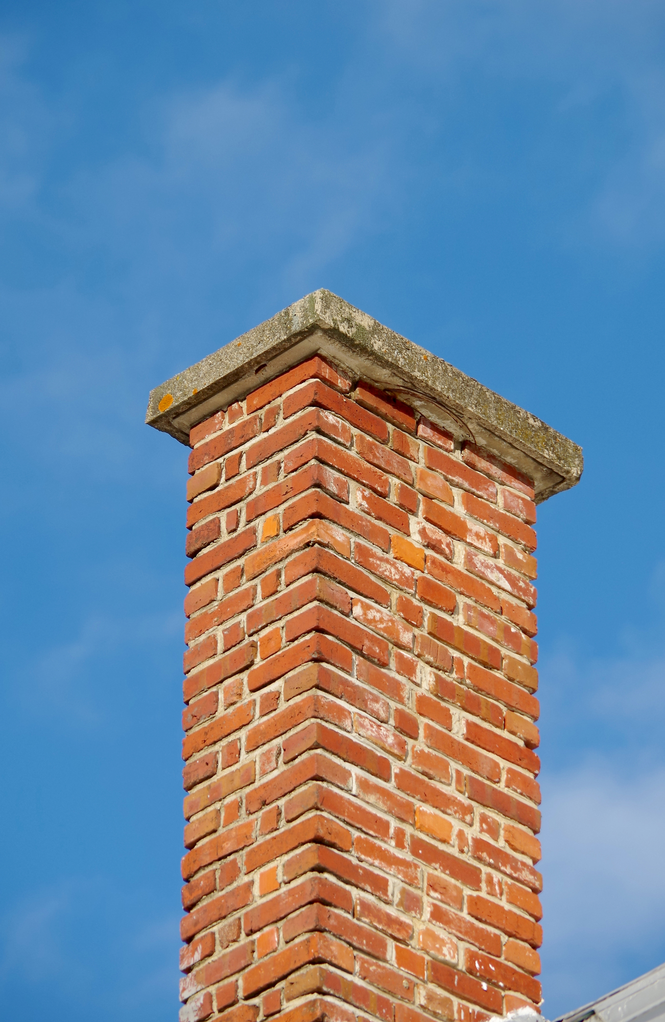 Brick Chimney Caps For Chimneys : A chimney sweep explains powerful benefits of