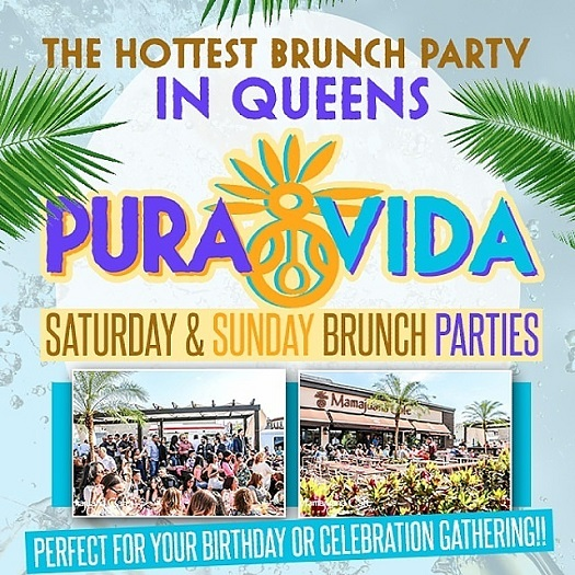 BRUNCH PLANS YET Mamajuana Cafe Queens New York NearSay