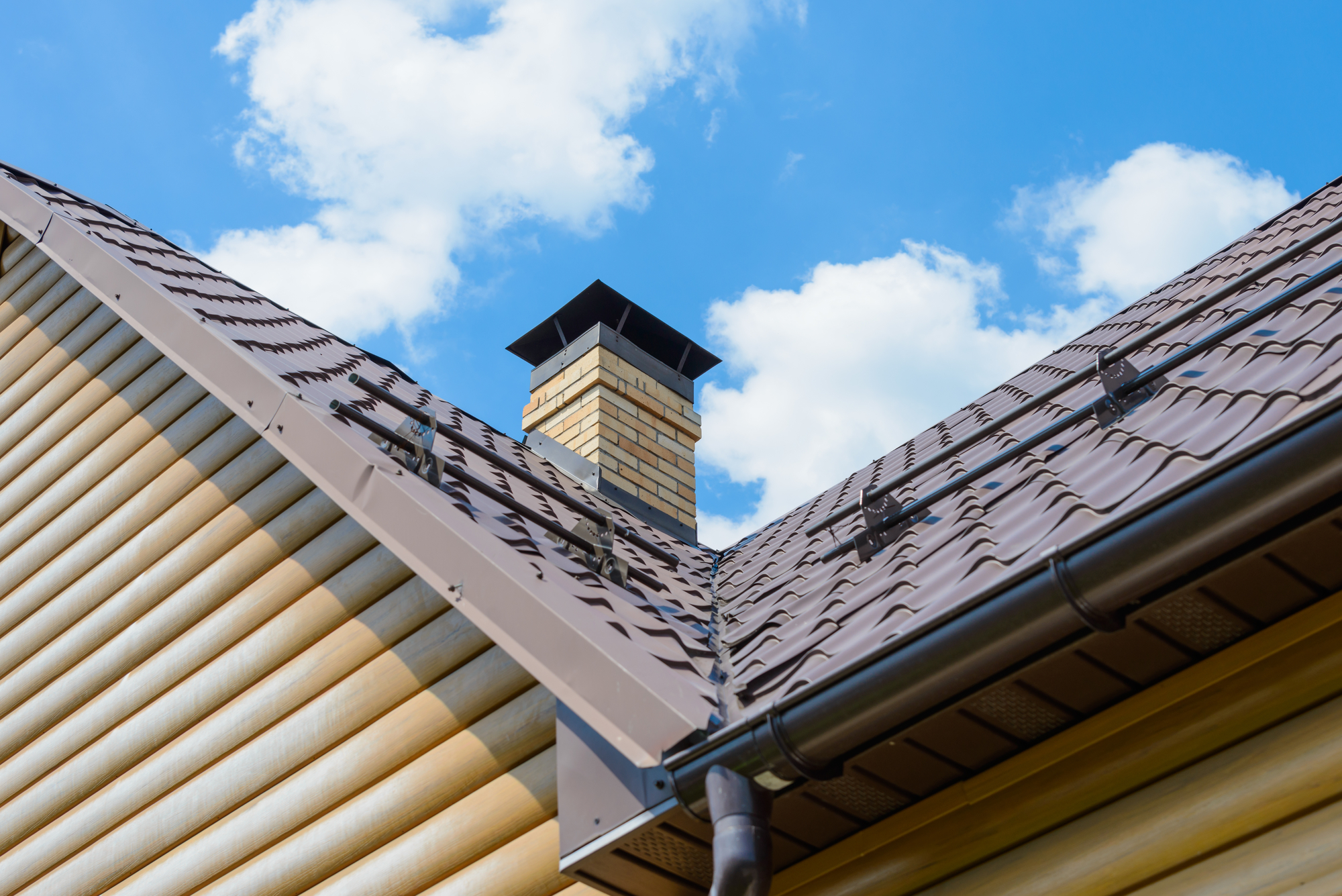 Chimney Caps 101 A Guide From High Point S Roof Repair