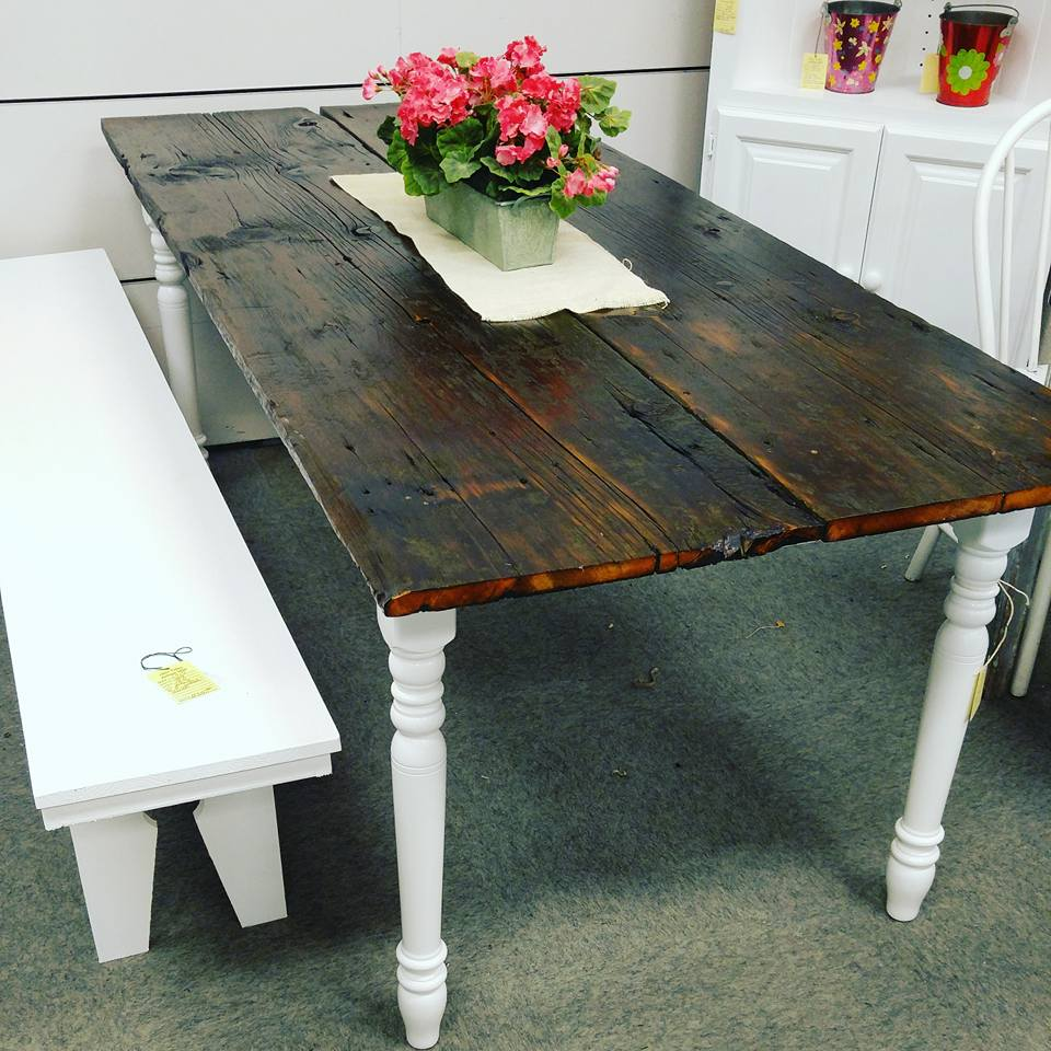 Antique Furniture 3. Older Pieces Have Character
