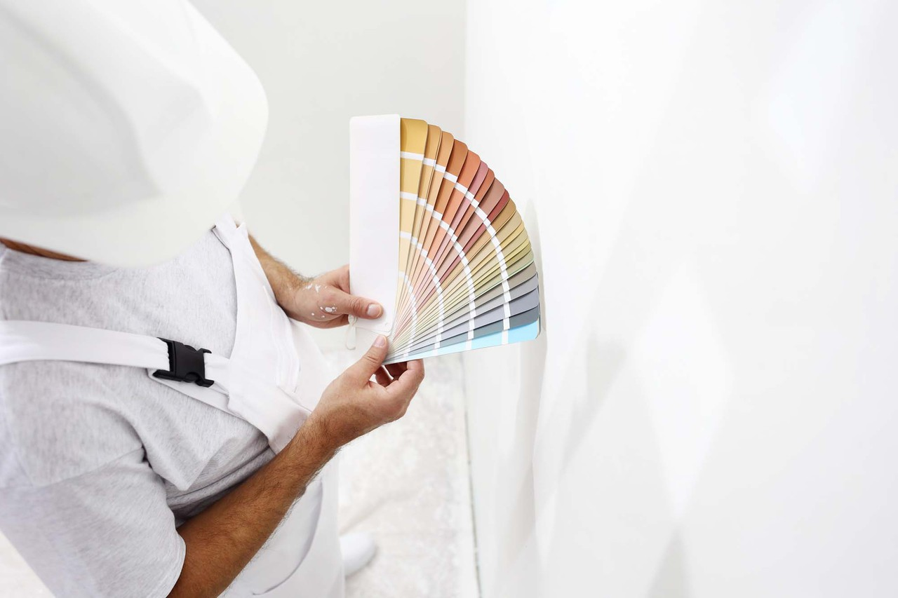 how to become a commercial painter