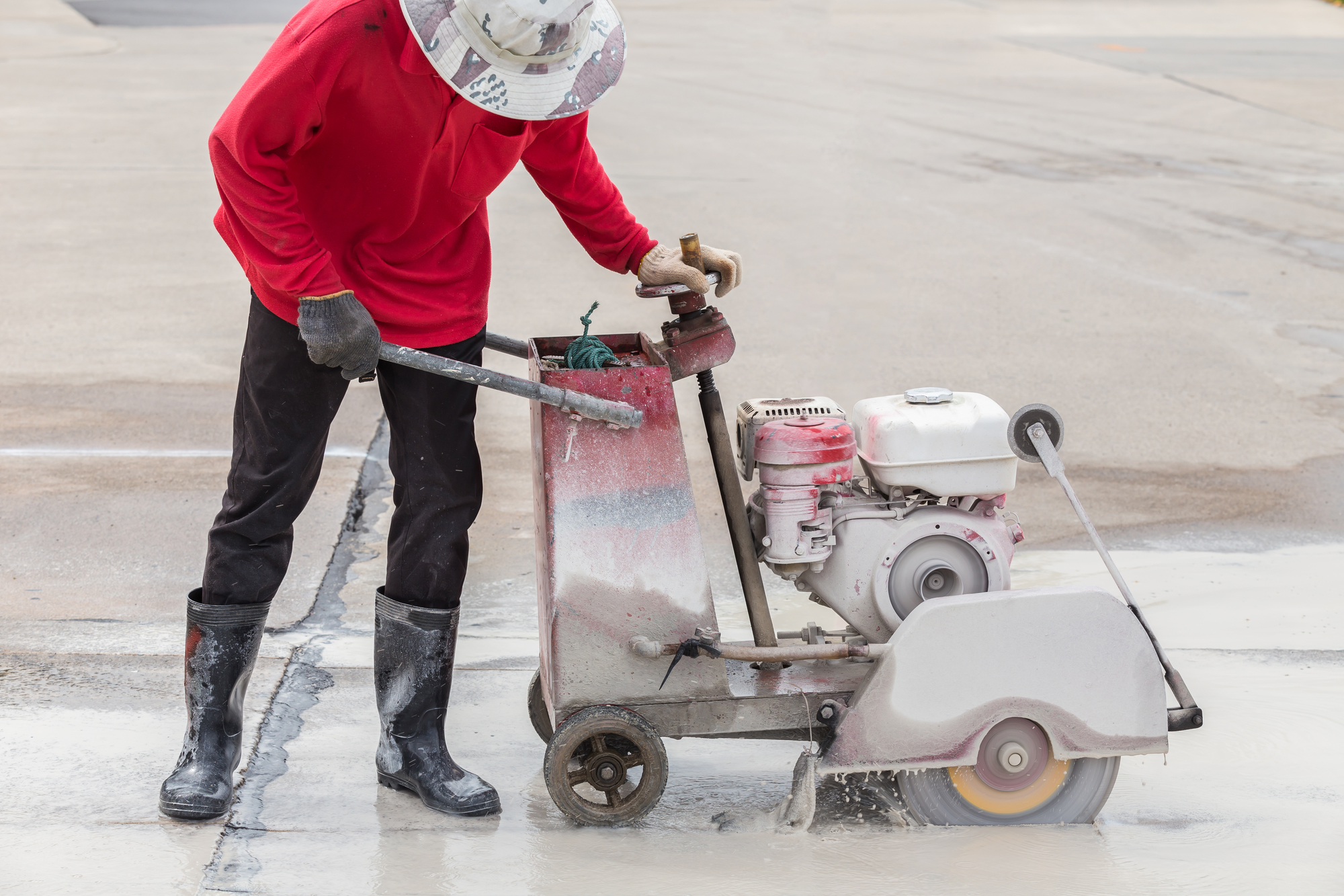 The Different Types Of Concrete Cutting Explained