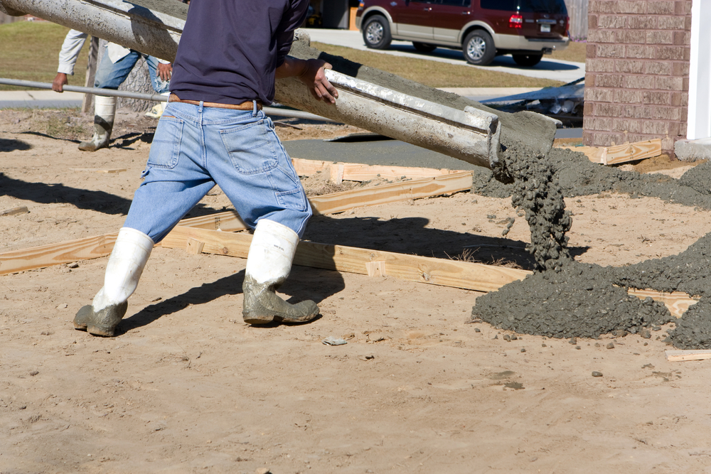 Seasonal Concrete Pouring Tips In The Northeast Hat City