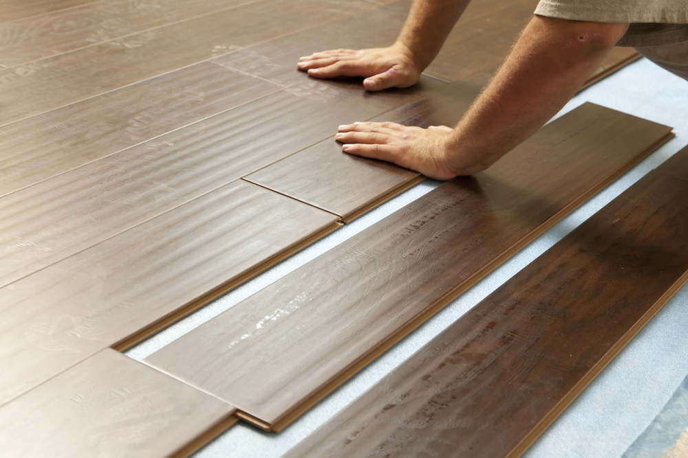 Top 3 Benefits Of Laminate Flooring Pease Warehouse