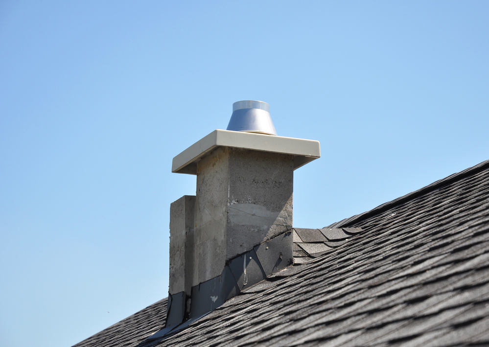 Crown Chimney Leaks : Common culprits for chimney leaks the sweep