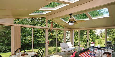 Glass Roof East Rochester NY