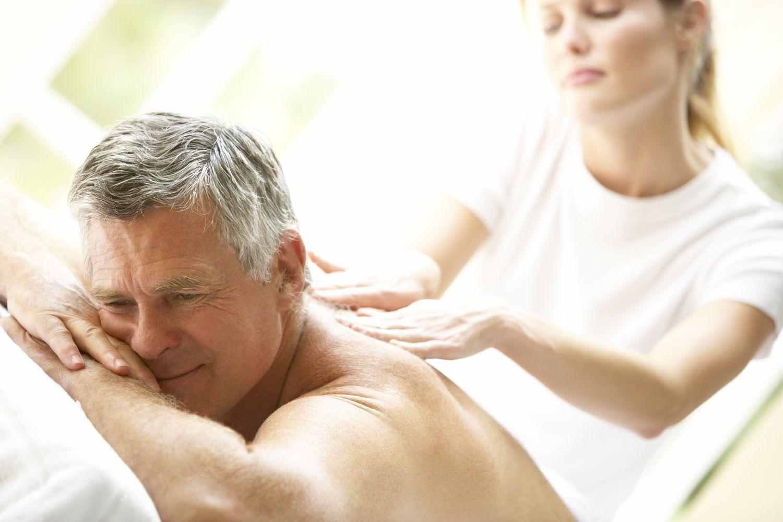 Смотреть хороший массаж для мужчины 11 фотография