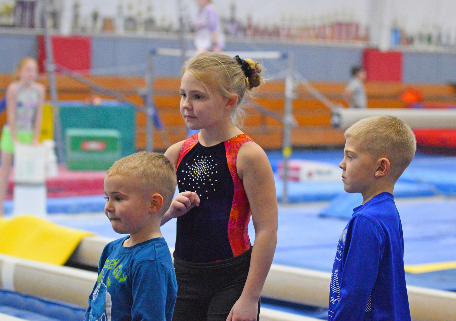 Gymnastics for Toddlers