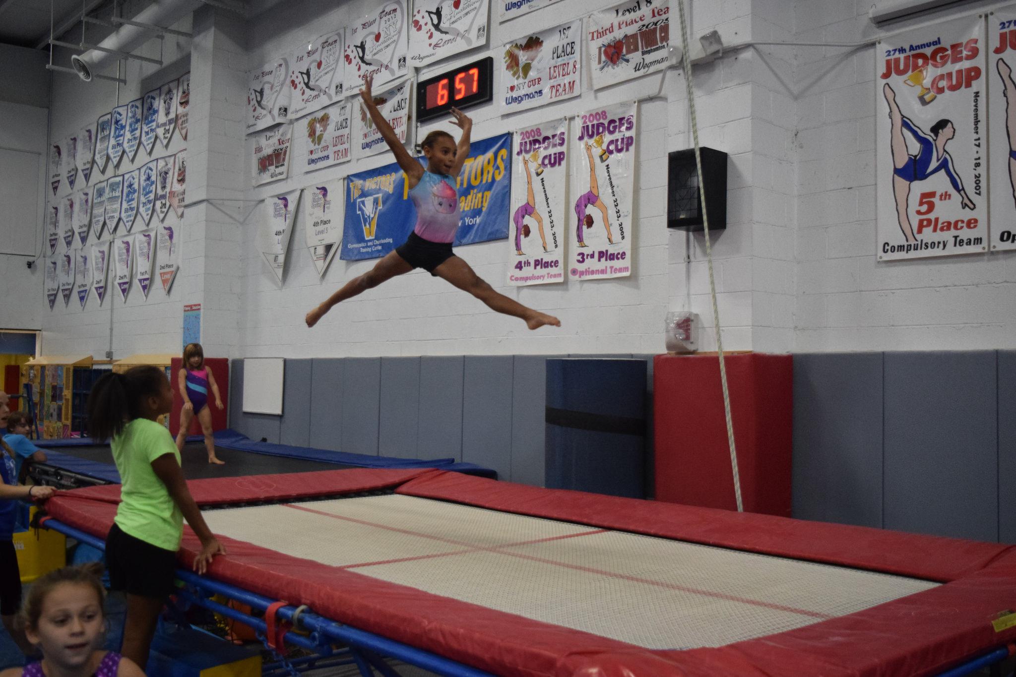Gymnastics-Rochester-NY
