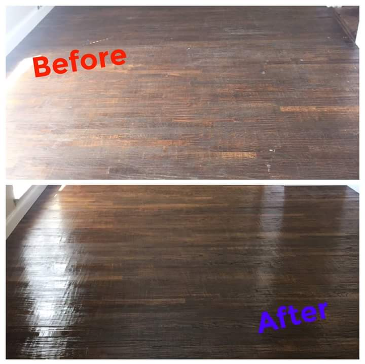 Make Your Wood Floors Look Brand New Zachary Carpet Care Dallas Nearsay