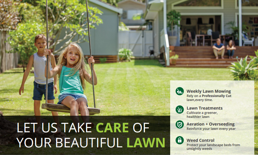 Top 3 signs you need professional lawn care heritage for Lawn care professionals