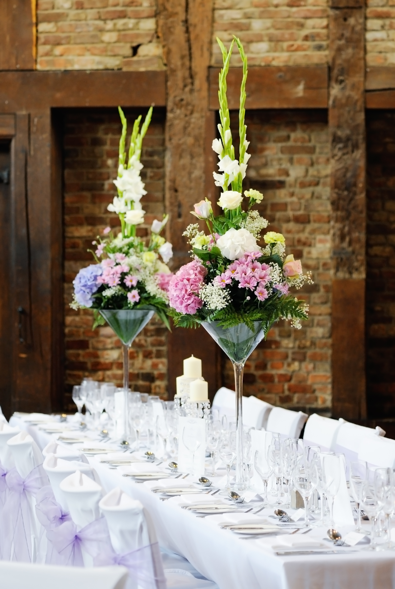 4 Tips On Creating The Ideal Wedding Centerpieces