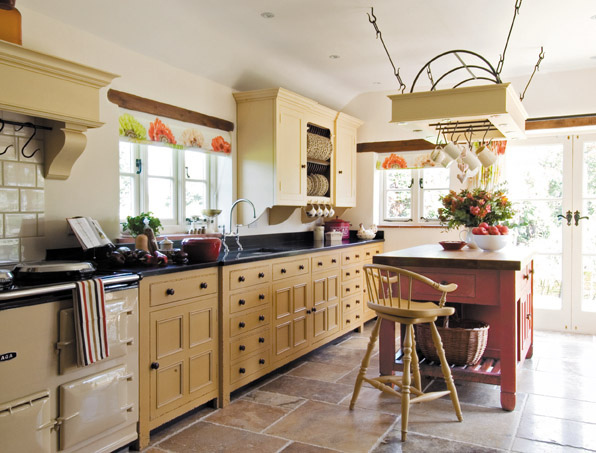 For A Quick Kitchen Fix Redo Your Kitchen Cabinets With The Help