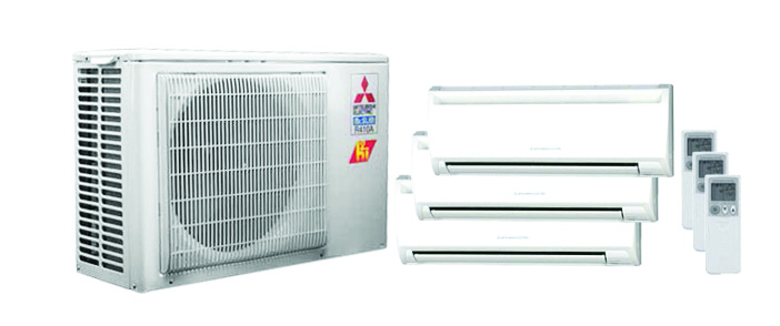 Ductless Heating And Cooling Systems Have Many Advantages Over Traditional HVAC  Systems. Apart From The Overall Cost Savings, Ductless Systems Improve ...