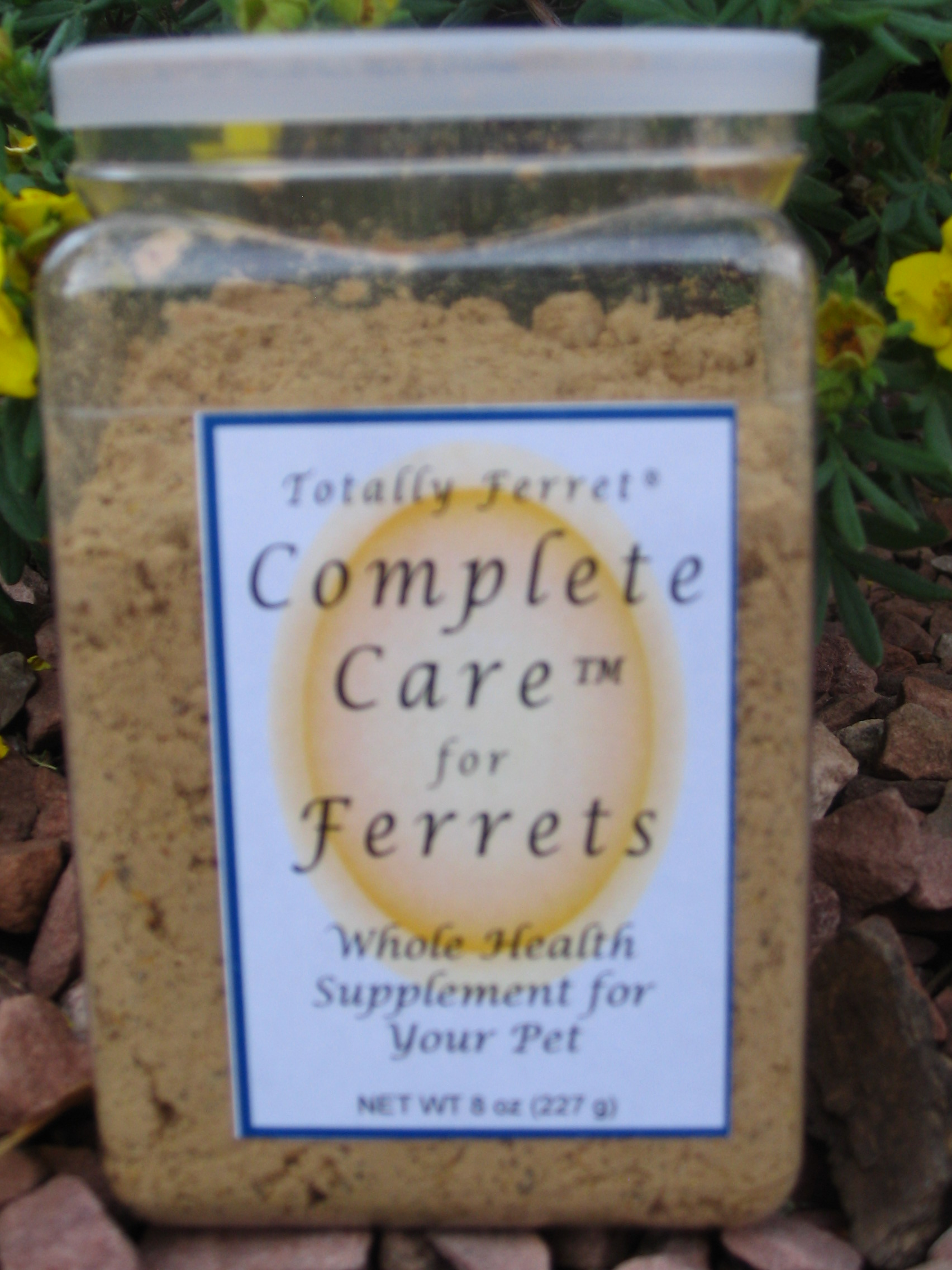 Totally ferret complete care ferret supplement on sale for Sierra fish and pets