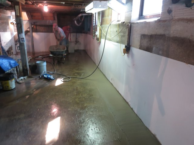 basement waterproofing contractor beaver basement waterproofing