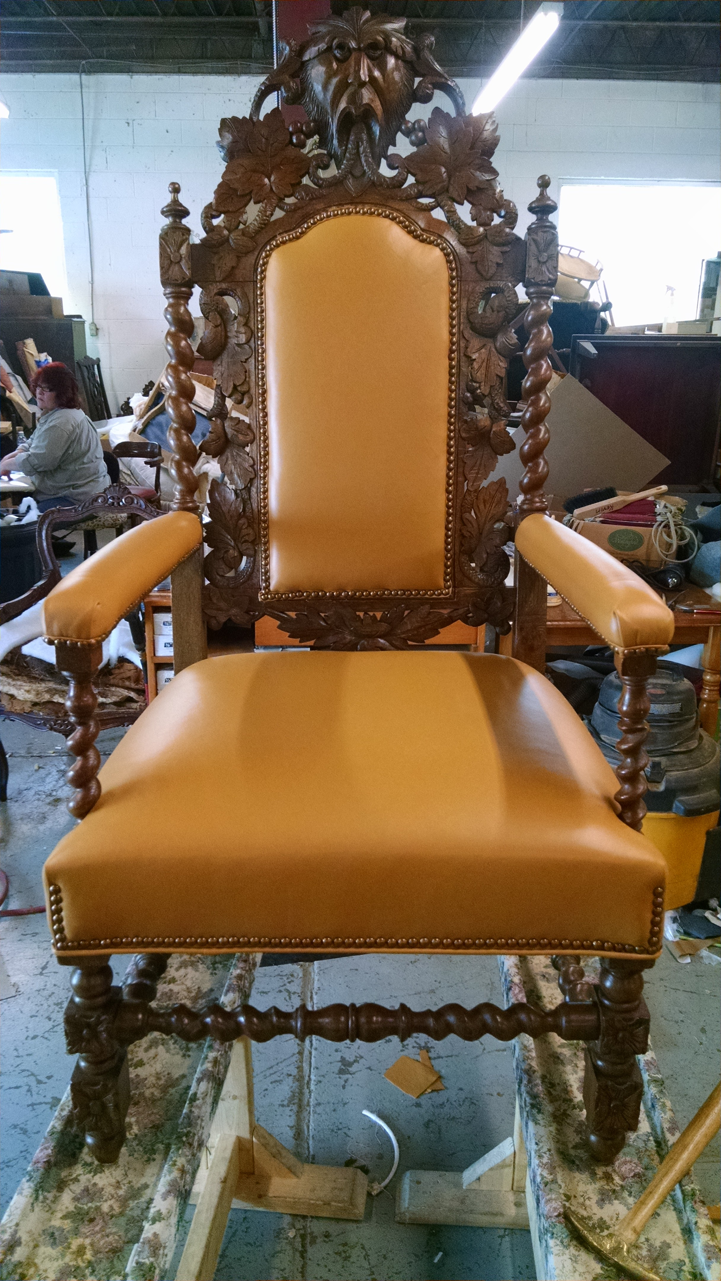 Tri County Furniture Restoration Has More Than 36 Years Of Experience  Providing Antique Furniture Restoration Services For Homeowners In  Cincinnati And ...