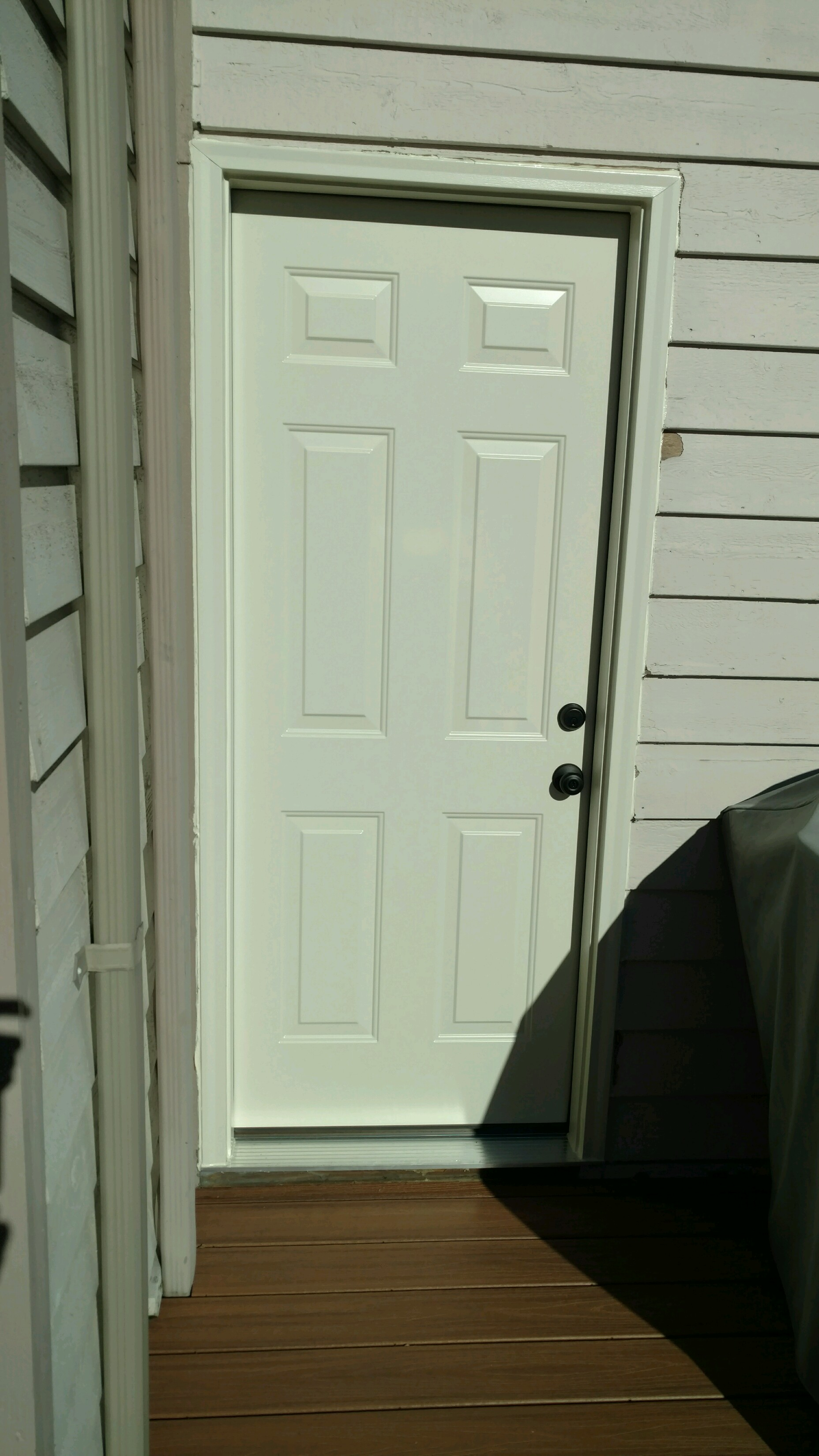 Jfk Window And Door Front Door Friday In Liberty Twp For