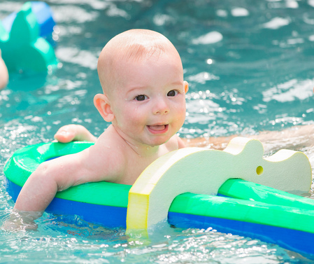 Infant Swim Lessons Will Help You Bond With Your Baby Swimming Los Angeles Swim School South