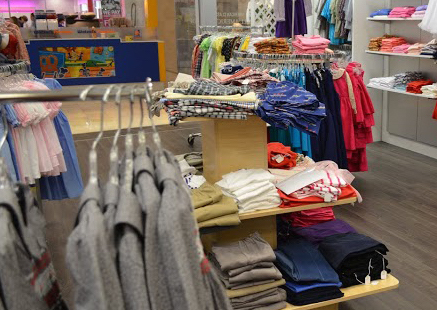 Apparel clothing store Clothing stores online